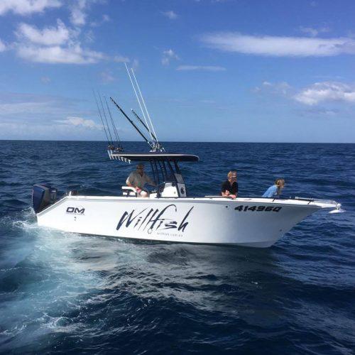 Willfish Boat Square MED3