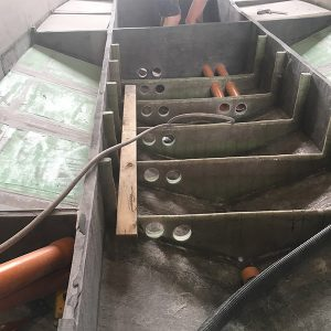 boat building oceanmax offshore centre console