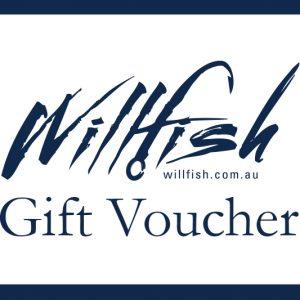 willfish gift voucher