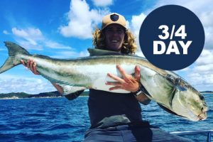 Willfish 3/4 day