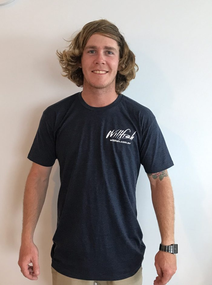 Willfish Mens Staple Tee (2)