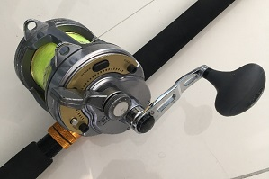 Whitsundays Fishing: Fishing gear Willfish uses and why