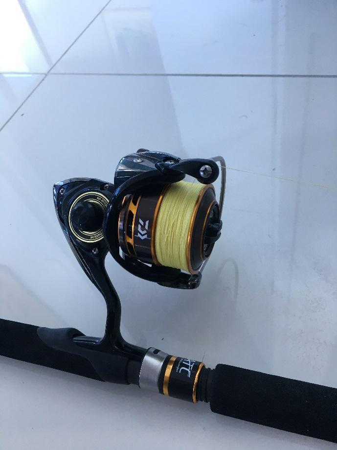 Whitsunday Fishing Charter fishing gear