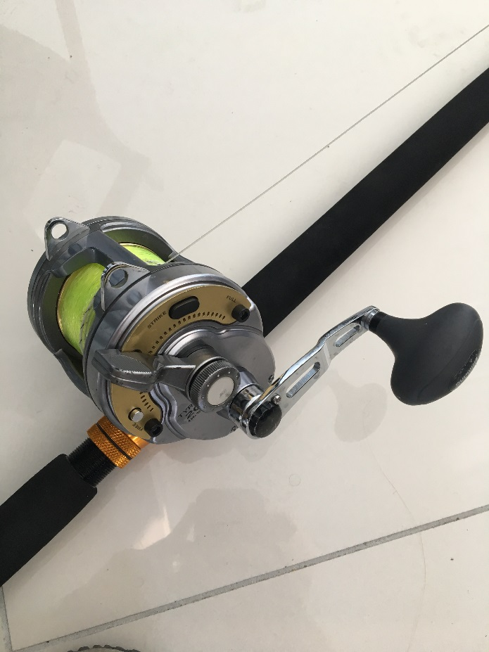 Fishing gear Willfish uses and why