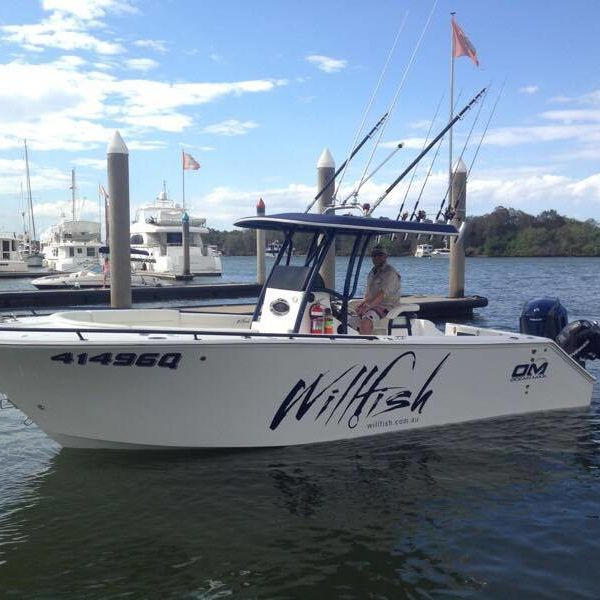 Willfish Boat