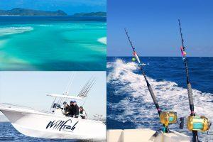 whitsundays custom fishing charter