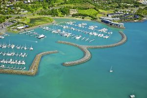 Airlie Beach harbour Fishing Charters