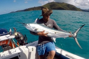 Day trips from Airlie Beach: Fishing