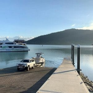 Airlie beach: Fishing Trips Whitsundays