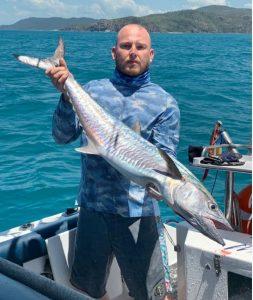 Spanish Mackerel Fishing Whitsundays Airlie Beach